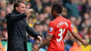 Raheem Sterling, Brendan Rodgers | Liverpool