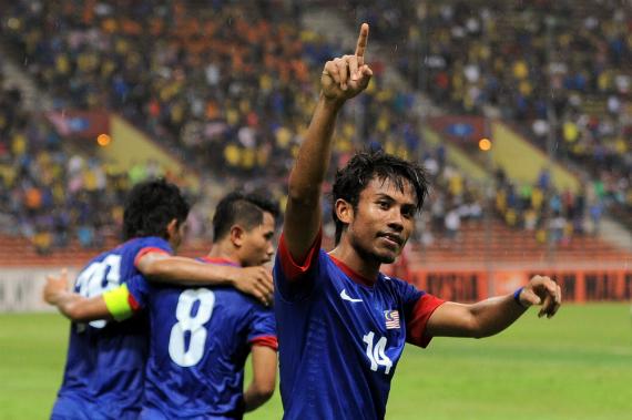 Malaysia vs Yemen - Khyril Muhymeen