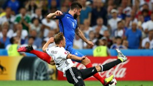 HD Olivier Giroud Benedikt Howedes Germany France