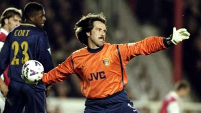 David Seaman, Arsenal