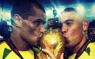 Rivaldo & Ronaldo - 2002 FIFA World Cup