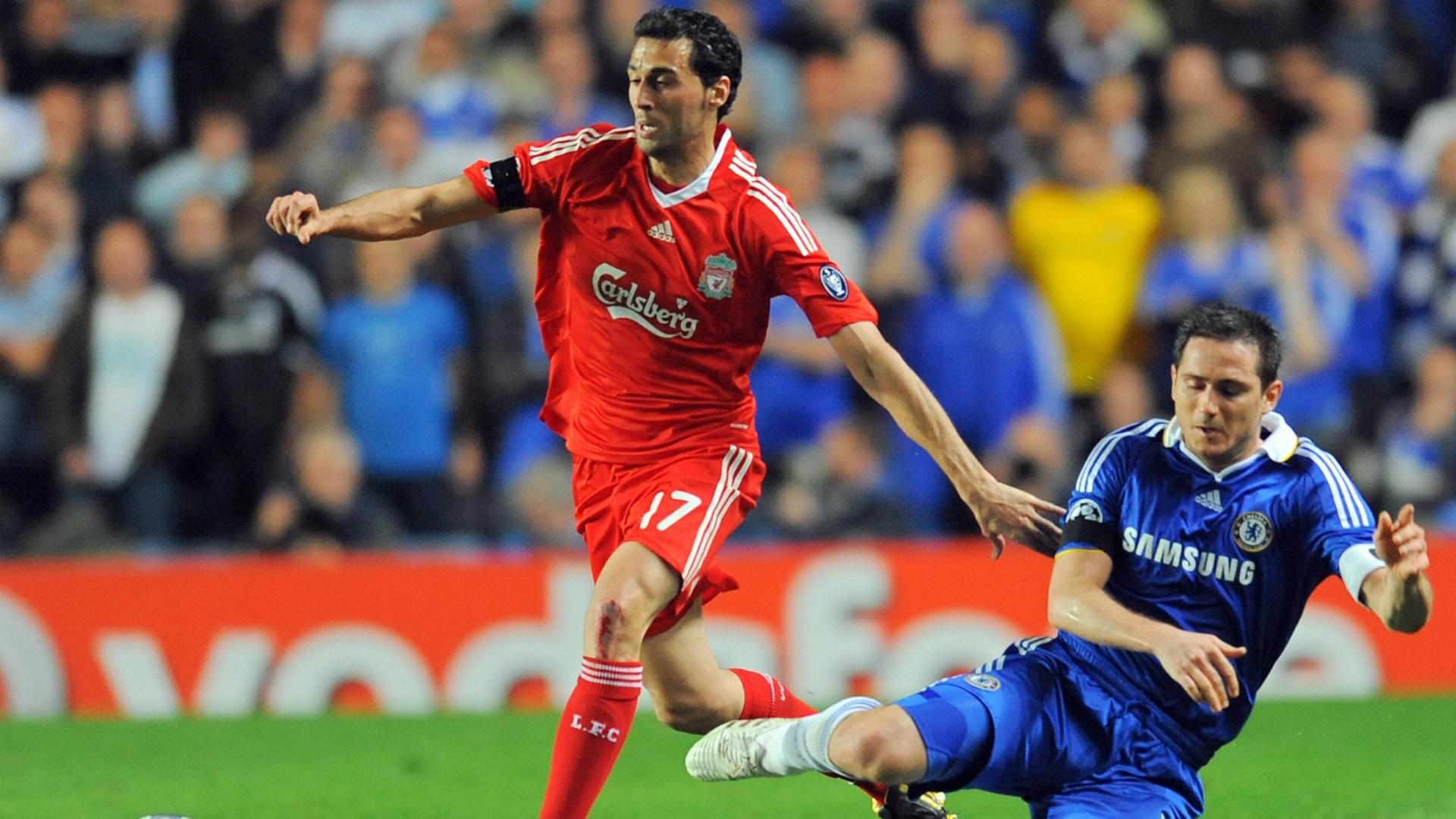 Alvaro Arbeloa Liverpool