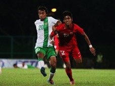 Singapore U23 vs Indonesia U23, 020414