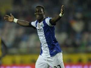 Christian Atsu of FC Porto