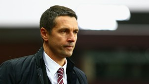 Remi Garde Premier League Aston Villa v Arsenal