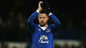 Kevin Mirallas Everton Premier League