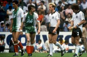 Germany Algeria World Cup 1982 06161982