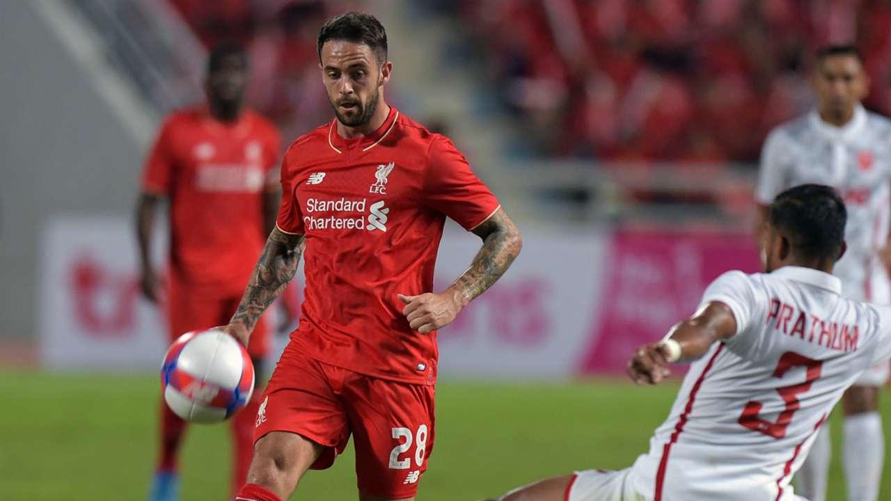 Danny Ings Liverpool 2015