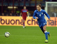 Zenit and Italy defender Domenico Criscito