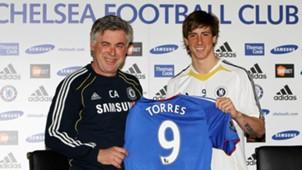 Fernando Torres to Chelsea