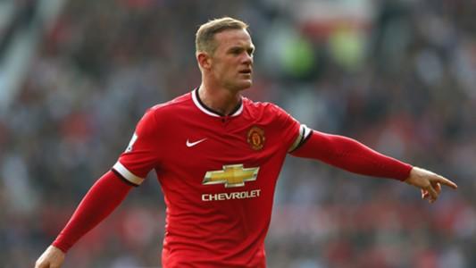 Wayne Rooney Manchester United Premier League 140914