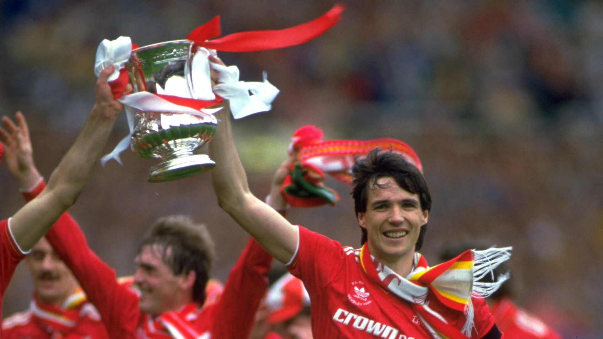 HD Alan Hansen Liverpool
