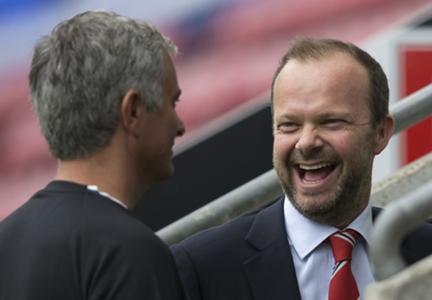 Man Utd announce 9.6 per cent rise in revenues
