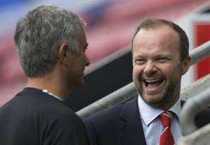 HP Ed Woodward Manchester United
