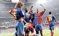 Barcelona Real Madrid 6-2 2 May 2009