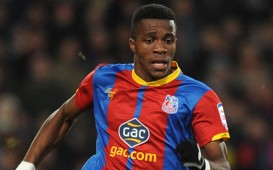 Wilfred Zaha,Crystal Palace