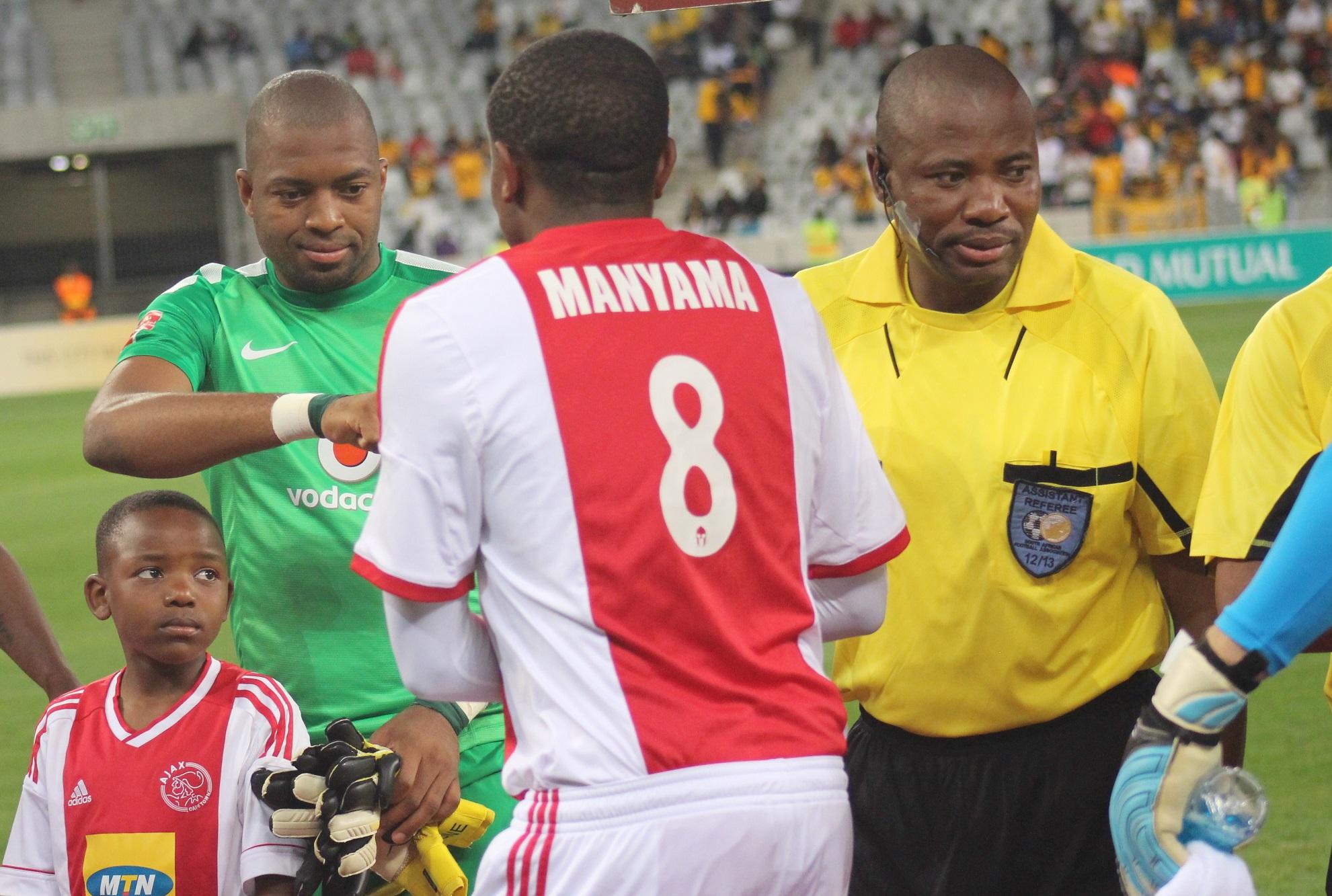 Itu Khune, Manyama, Chiefs, Ajax