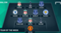 Team of the Week   The XI in full
