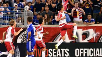 Sean Davis Eden Hazard Chelsea New York Red Bulls 23072015