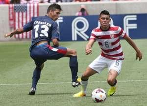 Joe Corona, USA; Jorge Luis Corrales, Cuba