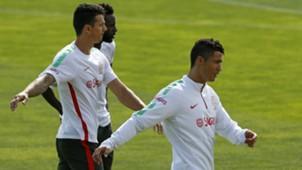 HD Cristiano Ronaldo Jose Fonte Portugal
