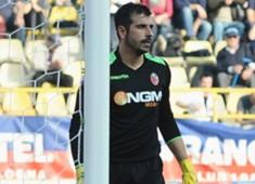 Gianluca Curci Bologna Goalkeeper