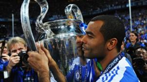 Ashley Cole Chelsea Champions League