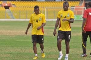 Emmanuel Frimpong in Ghana for Sudan World Cup tie - Fulham & Ghana