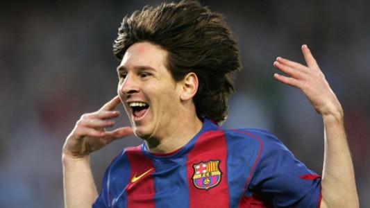 Lionel Messi Albacete 2005