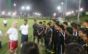 Colm Toal India U-19 AFC U-19 Championship