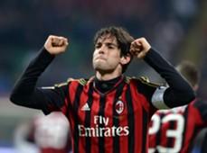 Milan midfielder Kaka