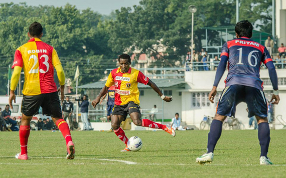 Penn Orji, East Bengal vs Pailan Arrows, I-League