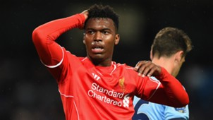 Daniel Sturridge | Manchester City 3-1 Liverpool | Etihad Stadium | Premier League