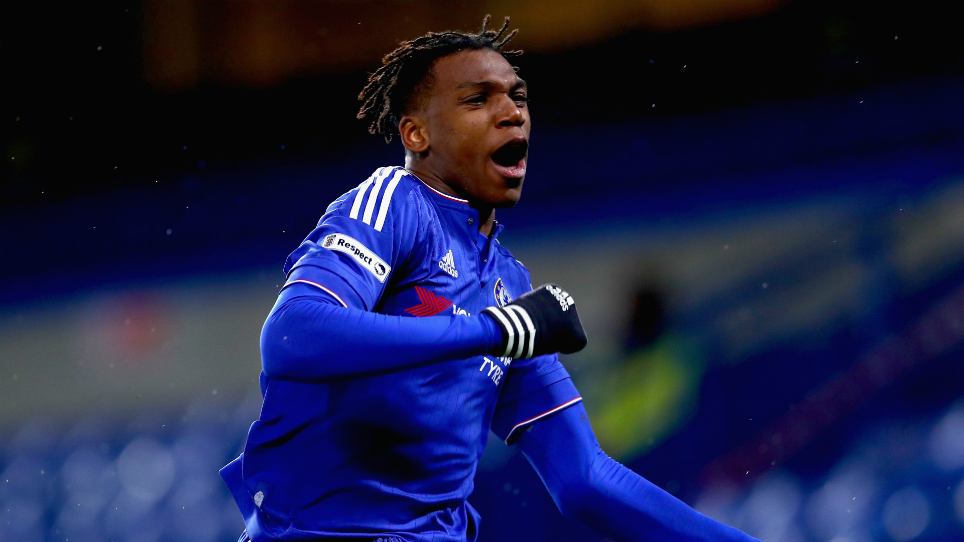 Dujon Sterling Chelsea Manchester City FA Youth Cup Final 27042016