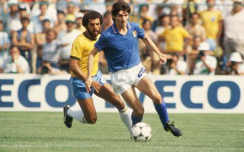 Paolo Rossi - Italy-Brazil