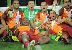 Süper Kupa şampiyonu Galatasaray - 2013
