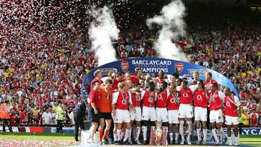 Arsenal Invincibles 15052004
