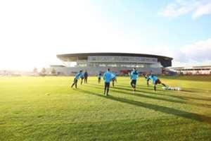 Manchester City Football Academy CFA Opening