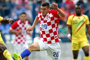 Croatia midfielder Mateo Kovacic