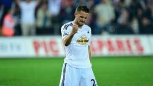 Gylfi Sigrudsson | Swansea 3-0 Everton | Capital One Cup | Liberty Stadium