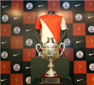 Nike India unveiled the Manchester United Premier Cup India trophy and jersey for the winners