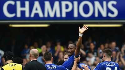 Didier Drogba Chelsea Premier League 24052015