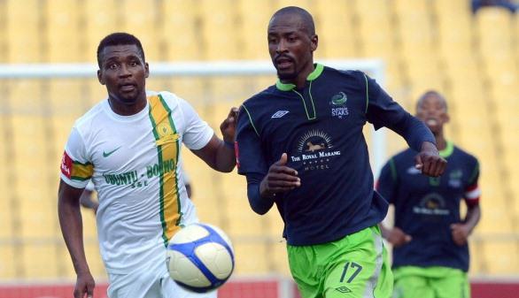 Katlego Mphela, Mamelodi Sundowns, Benson Mhlongo, Platinum Stars, PSL, 30.03.2013