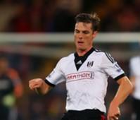 Fulham midfielder Scott Parker