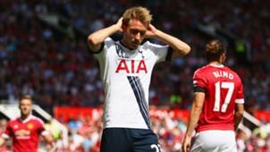 Christian Eriksen Tottenham Manchester United Premier League 08082015