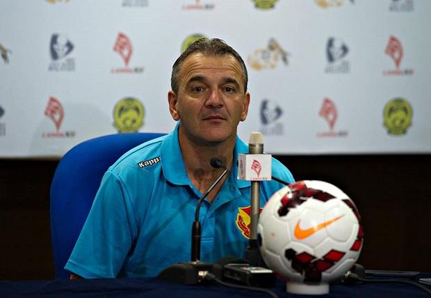Mehmet Durakovic LionsXII Selangor MSL 25012014