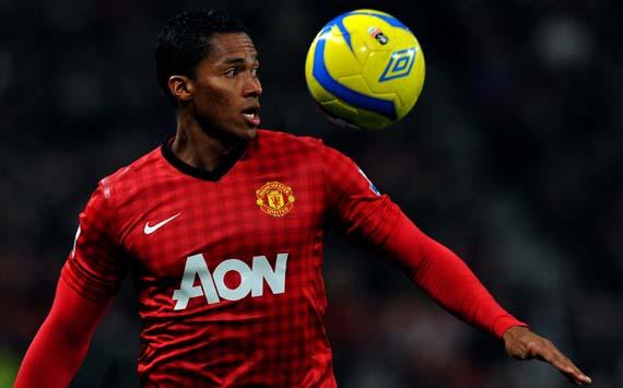 FA Cup, Manchester United v Reading, Antonio Valencia