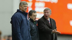 HD Arsene Wenger Sir Alex Ferguson