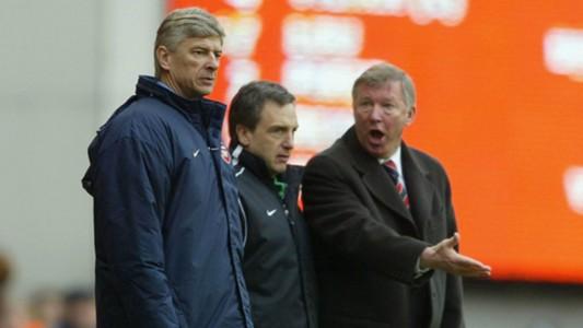 HD Arsene Wenger Sir Alex Ferguson