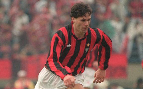 Marco Van Basten - Milan
